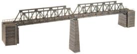 N 2 Kastenbrücken mit Brückenköpfen