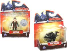 Spin Master Drachenzähmen leicht gemacht Dreamworks Dragons Mini Drachen Figur, ab 4 Jahren