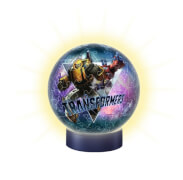 Ravensburger 117567 Puzzleball Transformers Nachtlicht 72 Teile