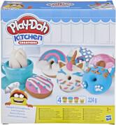 Hasbro E3344EU4 Play Doh Bunte Donuts