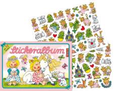 Stickeralbum Prinzessin Miabelle, ab 3 Jahren.