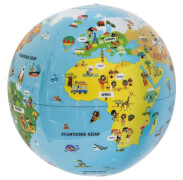 Aufblasbarer Globus Traveller