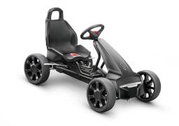 Puky 3530 Go-Cart F550 schwarz