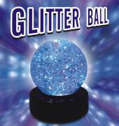 Glitter Ball LED-Lampe Farbwechsel